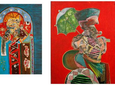 Ubu și culoare – expoziția Aurel Pătrașcu de la Academia Română