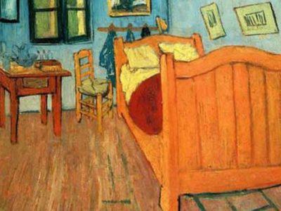 Cum amplasezi o operă de artă în dormitor