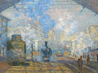 Gara lui Monet