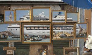 Punctul pe i sau Banksy la Veneția