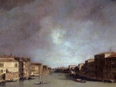 Culoare, lumină, arhitectură – Veneția lui Canaletto