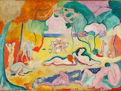 Culorile lui Matisse ne învață să visăm